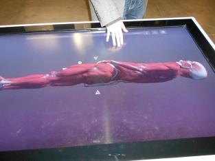 Mesa virtual de autopsias